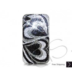 Duo Hearts Crystallized Swarovski iPhone 6 Case
