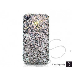 Scatter Crystallized Swarovski iPhone 6 Case - Black