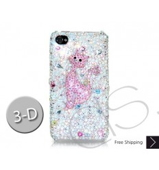 Catty 3D Crystallized Swarovski iPhone 6 Case