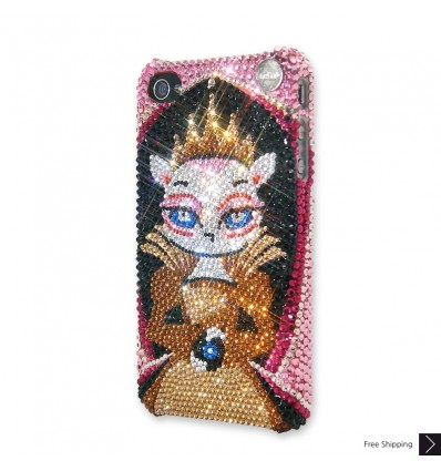 The Queen Crystal iPhone Case